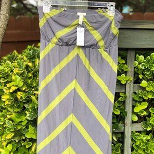 NWT Soma Dress with matching Soma cardigan.